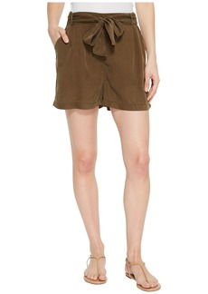 Three Dots Nova Twill Shorts
