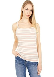Three Dots Stripe Cotton Modal Cami