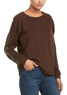 Three Dots Beaded Sweater