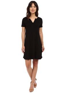 Three Dots Cheryl Short Sleeve Dress
