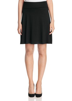 Three Dots Foldover Skirt