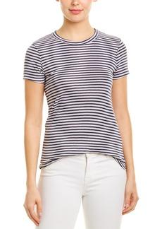 Three Dots Hampton Stripe T-Shirt