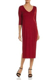 Three Dots High/Low Overlay Dress