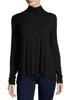 Three Dots Jessica Long-Sleeve Top