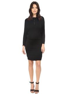 Three Dots Keara Dolman Sleeve Dress