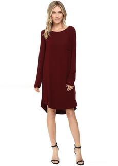 Three Dots Kennedy - Long Sleeve Shirtdress