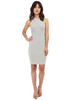 Three Dots Kristin Mock Neck Dress