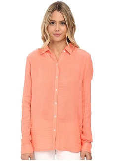 Three Dots Long Sleeve Shirt