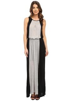 Three Dots Nicole Sleeveless Maxi Dress