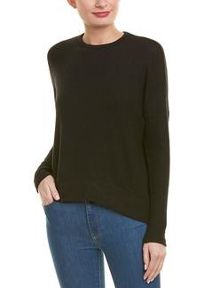 Three Dots Pleated Cozy Sweater