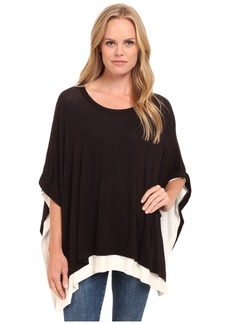 Three Dots Poncho