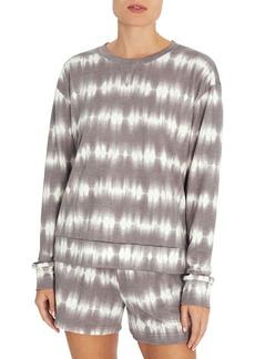 Three Dots Pullover Sweatshirt
