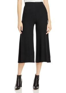 Three Dots Ribbed Wide Leg Pants