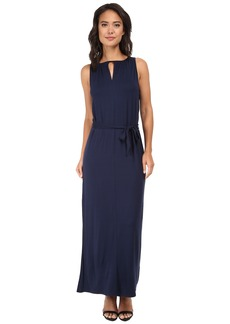 Three Dots Sleeveless Maxi Dress