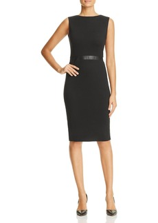 Three Dots Two-Way Sheath Dress
