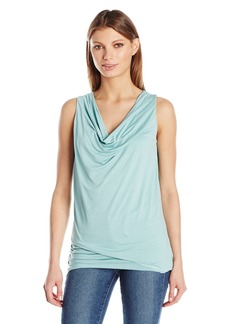 Three Dots Women's Asymmetric Top  S