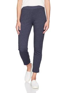 Three Dots Women's Brushed Italian Loose Long Pants  Xtra Small