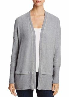 Three Dots Women's Brushed Sweater Long Loose Cardigan  Extra Large