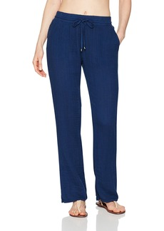 Three Dots Women's Cover up Pant  XL