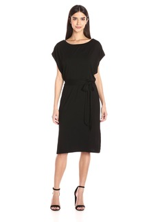 Three Dots Women's Dolman Easy Dress  L
