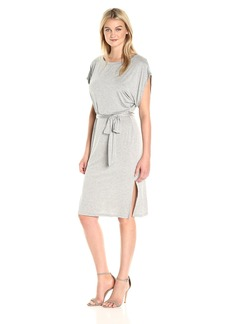 Three Dots Women's Dolman Easy Dress  S
