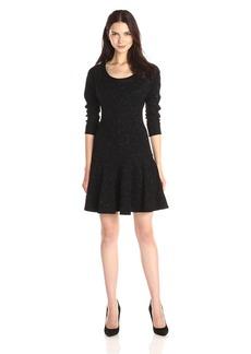 Three Dots Women's Dolman Sleeve Dress