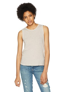 Three Dots Women's eco Knit Loose Short tie Tank