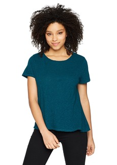 Three Dots Women's eco Knit Short Loose top