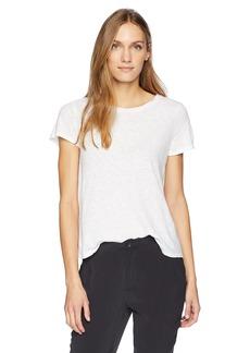 Three Dots Women's Eco Knit Short Loose Top