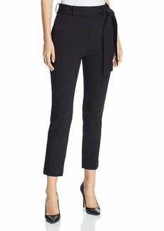 Three Dots Women's HBY6188 Ponte Pant  Extra Large
