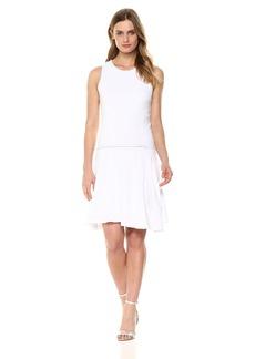 Three Dots Women's Heritage Knit Short Tight Dress