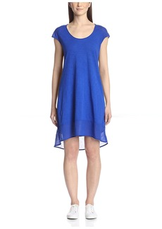 Three Dots Women's High-Low Dress  M