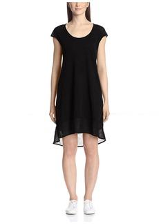 Three Dots Women's High-Low Dress  XL