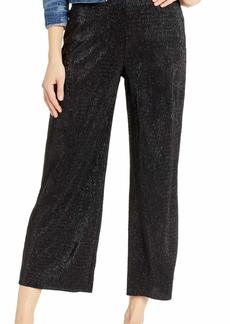 Three Dots Women's LU6177 Lurex Pull ON Pant