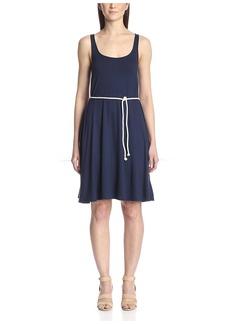 Three Dots Women's Midi Tank Dress  L
