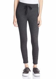 Three Dots Women's NN6171 Chunky Thermal Jogger Pant