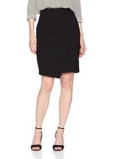 Three Dots Women's Ponte Tight mid Skirt