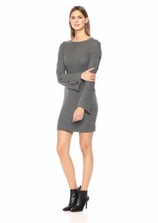Three Dots Women's QQ5874 Brushed Sweater Dress