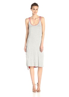 Three Dots Women's Reversible Asymmetrical Dress