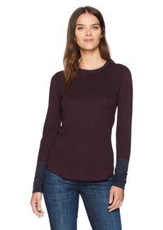 Three Dots Women's [Reversible Crewneck] + [Tight] + [Short] + [Shirt]