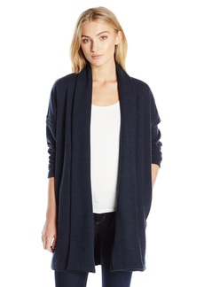 Three Dots Women's River Fleece Cardigan  XS