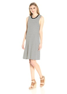 Three Dots Women's Sleeveless Dress  L
