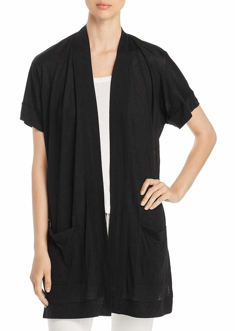 Three Dots Women's Tencel Long Loose Kimono