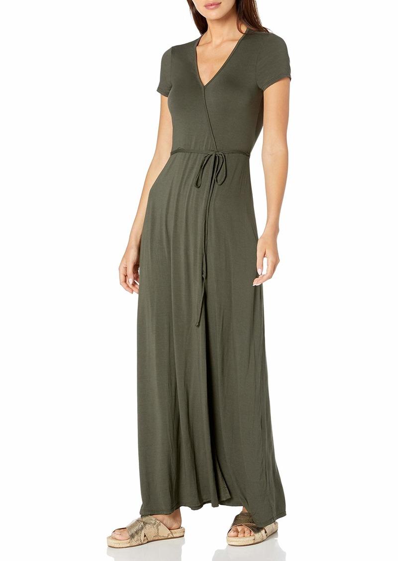 Three Dots Women's Wrap Dress  M