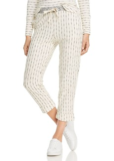 Three Dots Zebra Stripe Pants