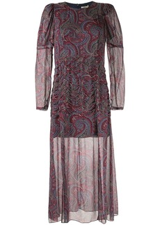 Thurley Aphrodite printed dress