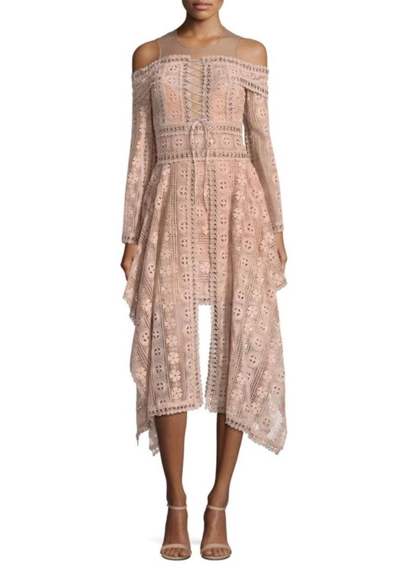 Thurley Lace Mini Dress