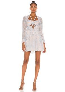THURLEY Conquest Mini Dress