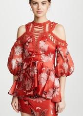 THURLEY Folklore Print Dress