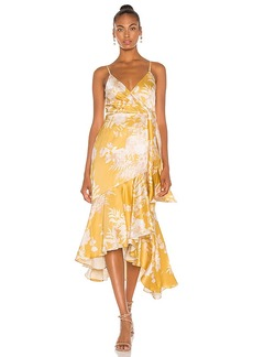 THURLEY Sarita Wrap Dress